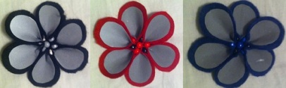 Esimerkki Kukka heijastimet